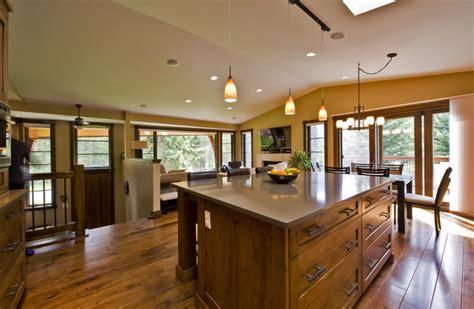 split level kitchen remodel architecture world glen crescent renovation contemporary kitchen