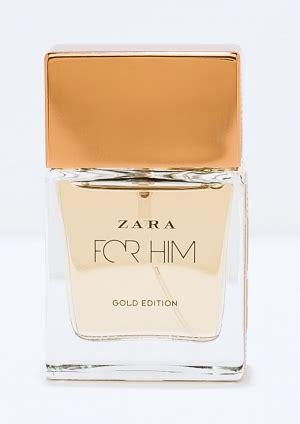 Parfum Zara Gold Original zara for him gold edition zara cologne a new fragrance