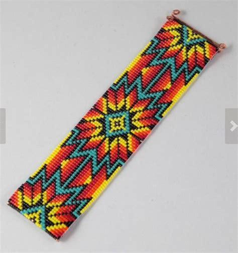 indian bead loom pin by r galea on beading beadwork