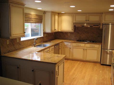 Kitchen Cabinet Restaining Restaining Kitchen Cabinets Wood Saving Your Money Mykitcheninterior