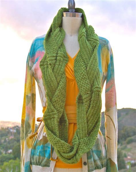 challah infinity scarf free pattern challah infinity scarf pattern supply patterns kollabora