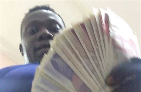 singer duncan mighty finds lost wallet with ward of inside