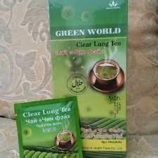 Harga Clear Lung Tea obat tradisional untuk menghilangkan dahak di tenggorokan