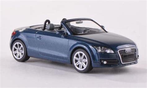 Audi Tt 8j Kaufen by Audi Tt Roadster 8j Blau 2007 Wiking Modellauto 1 87