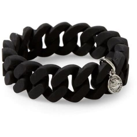 65% off Marc by Marc Jacobs Jewelry   MARC by Marc Jacobs 'Rubber Turnlock' Bracelet from