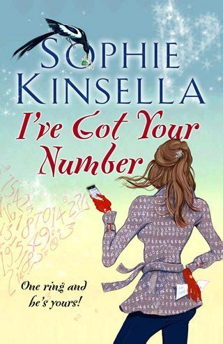 ive got your number the sweet bookshelf review i ve got your number by sophie kinsella