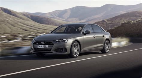 audi facelift a4 2020 2020 audi a4 gets a facelift the torque report
