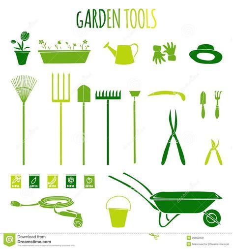 Tas 3 In 1 Icon Sy196 C 205 cones das ferramentas de jardim ajustados ilustra 231 227 o do