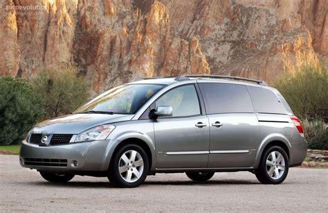 nissan quest specs 2004 2005 2006 2007 2008 autoevolution
