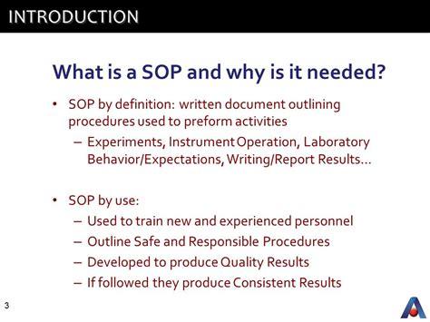 why sop is used why sop is used sarahepps