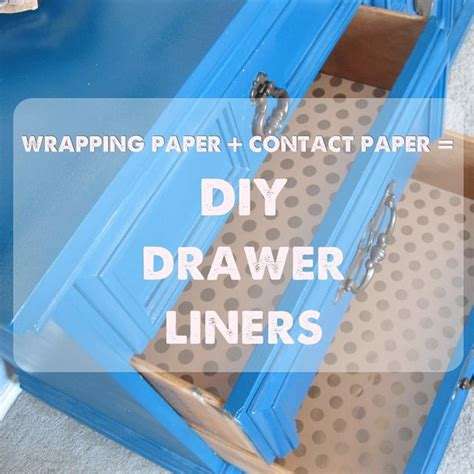 diy drawer liner paper 31 best my projects images on organization