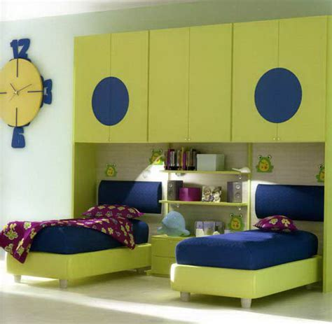 bedroom of children 12 bright and colorful design inspiration for kids