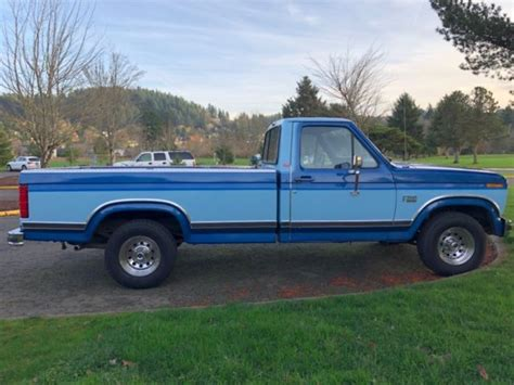 how does a cars engine work 1985 ford f series seat position control 1985 ford f150 xlt lariat regular cab long bed pickup 5 0l gas engine low miles