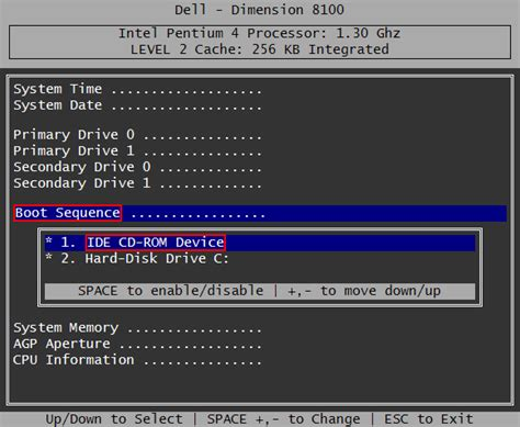 reset bios effect how to get into bios on a dell computer