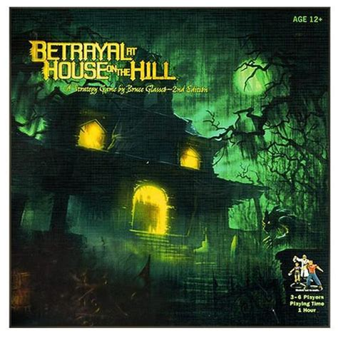 betrayal at house on the hill online betrayal at house on the hill by avalon hill castle board game caf 233