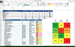 risk analysis excel template ach risk assessment template eliolera