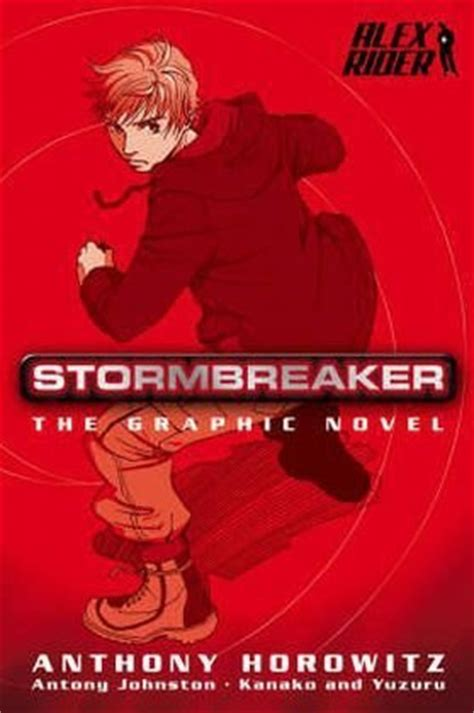 stormbreaker book report alex rider stormbreaker by anthony horowitz book