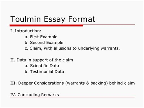 Toulmin Outline Format by Macbeth Character Analysis Essay Assignment Calculator Katniss Plant Characteristics Essay