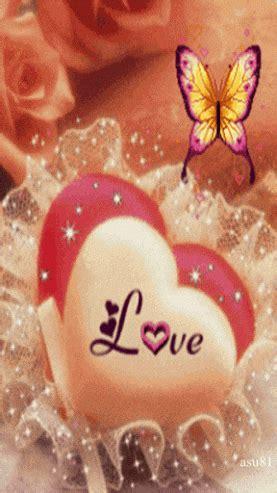imagenes lindas con brillantina im 225 genes de amor con movimiento imagenes de corazones