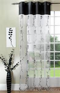 Black And White Curtains Exterior Black And White Curtains For The Luxurious Atmosphere In Your Home Luxury Busla Home