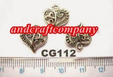 Aplikasi Daun Warna Uk 3x2cm jual charm and s crafts