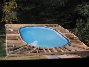 swimming pool decking swimming pool deck by jim jakosh lumberjocks com