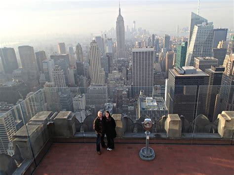N Y Top the best views in nyc top of the rock versus the empire