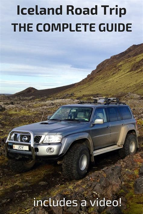 driving  iceland video rules tips rentals