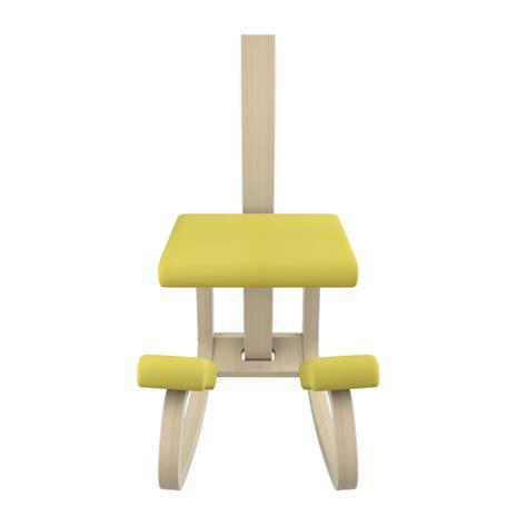 sedie varier sedia ergonomica variable balans 174 by varier sedie design