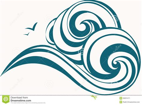 Drawing Waves by Waves Clipart Clipart Panda Free Clipart Images