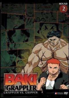 anime baki the grappler season 2 baki the grappler season 2 goanime in