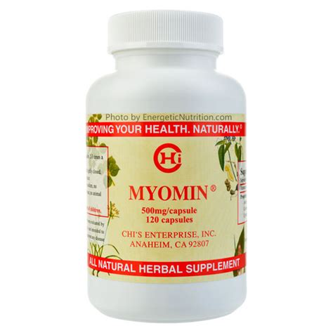 chi f supplement myomin from chi s enterprise free shipping energetic