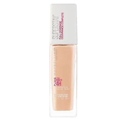 Maybelline Superstay Coverage Foundation maybelline superstay coverage foundation light
