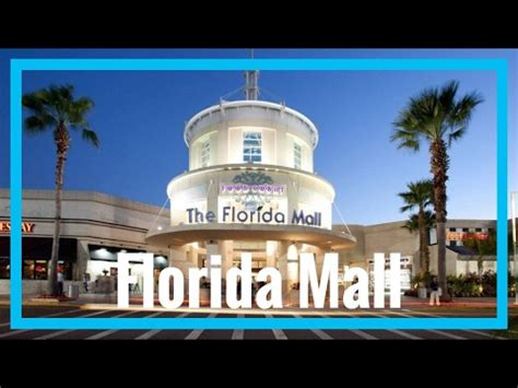layout of florida mall orlando fl vlog 7 florida mall outlet orlando 2016 youtube