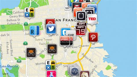 map app app map lets you find apps used near you