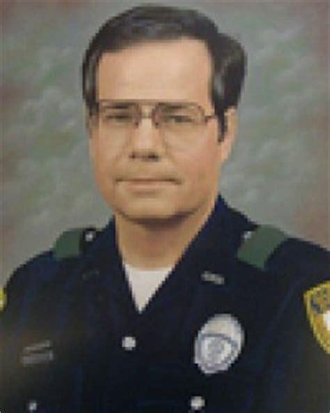 officer gerald walker garland department