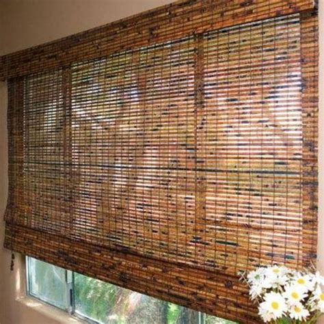 Matchstick Blinds Tabulous Design Window Dressings 101