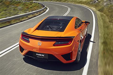 2019 Honda Nsx by 2019 Honda Nsx Is Sharper To Drive Greener And More