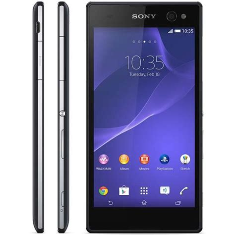 sony android sony xperia c3 android phone focuses on selfie gadgetsin