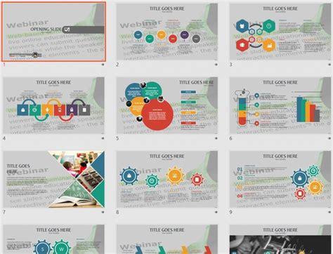 Free Webinar Ppt 71277 Sagefox Powerpoint Templates Webinar Powerpoint Templates