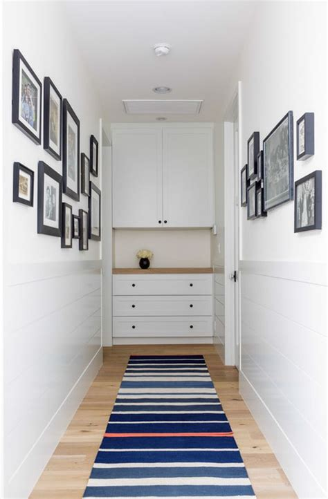 easy way to decorate home easy ways to make your hallways look bigger brighter