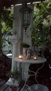 Chic Curtain Ideas Candlelight In My Garden Tuin En Zo Pinterest
