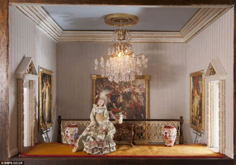 Home Interiors Decorations man hopes to sell georgian dolls house after working on