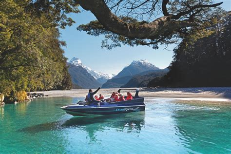 jet boat queenstown lord of the rings dart river wilderness jet queenstown destination guide