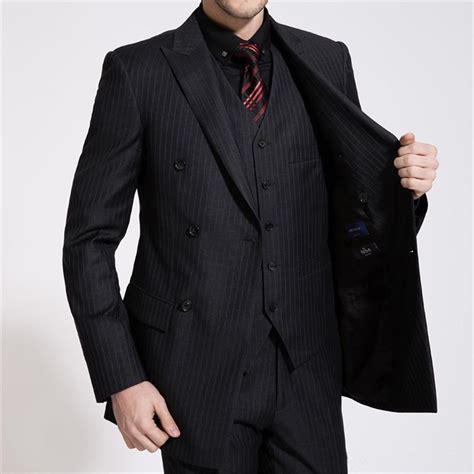 Pakaian Wanita Atasan Setelan 26 Rl Hitam Putih 1 wear black pinstripe suit promotion shop for promotional wear black pinstripe suit on aliexpress