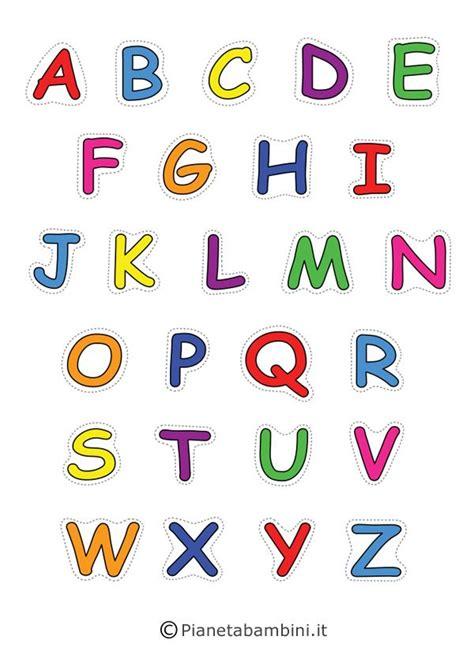lettere dell alfabeto stilizzate lettere maiscole stabili