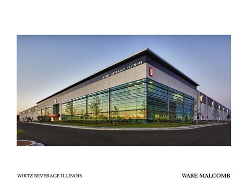 Line Hq wirtz beverage illinois new corporate headquarters reaches the finish line prlog
