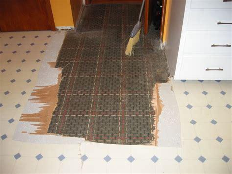 Kitchen Floor Tile Design home renovation 2004