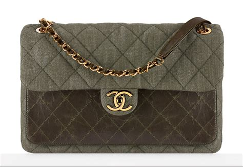 chanel just released a pre collection fall 2016 lookbook check out 60 bags and prices