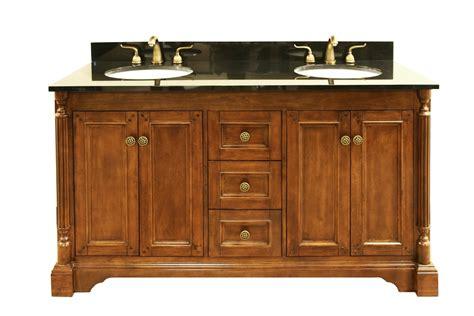 61 inch bathroom vanity 61 inch double sink bathroom vanity with choice of